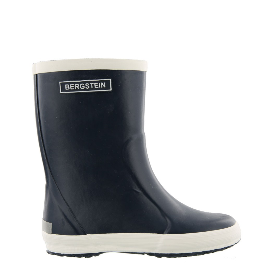 Bergstein - Dark blue wellington boot