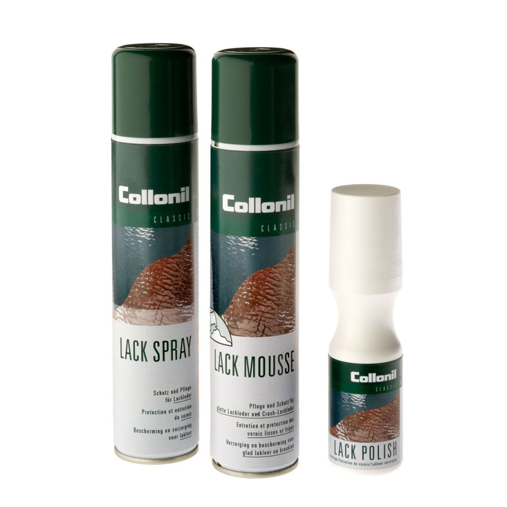 Collonil - Lack mousse for patent leather shoes