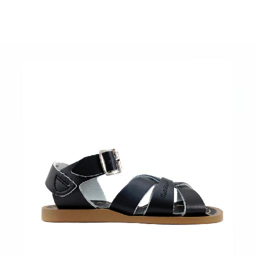 Kids shoe online Salt water sandal sandal Original Salt-Water sandal in black
