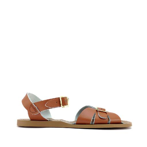 Kids shoe online Salt water sandal sandal Salt-Water classic in tan