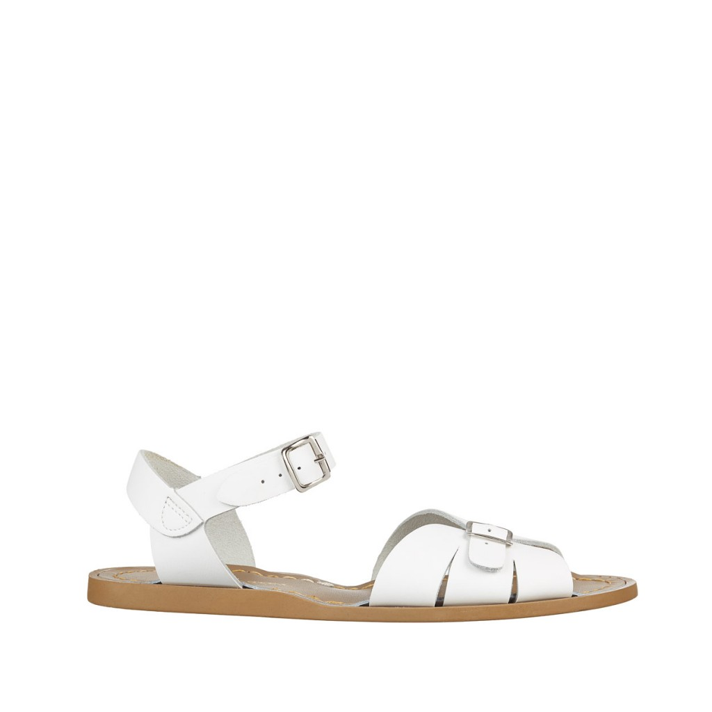 Salt water sandal - Salt-Water classic in wit