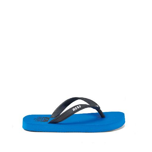 Kinderschoen online Reef teenslipper Sportieve teenslipper in blauw