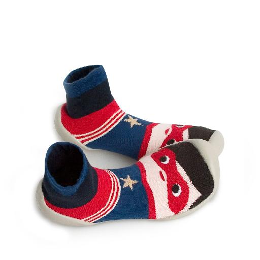 Kids shoe online Collegien slippers Slipper-socks Superman
