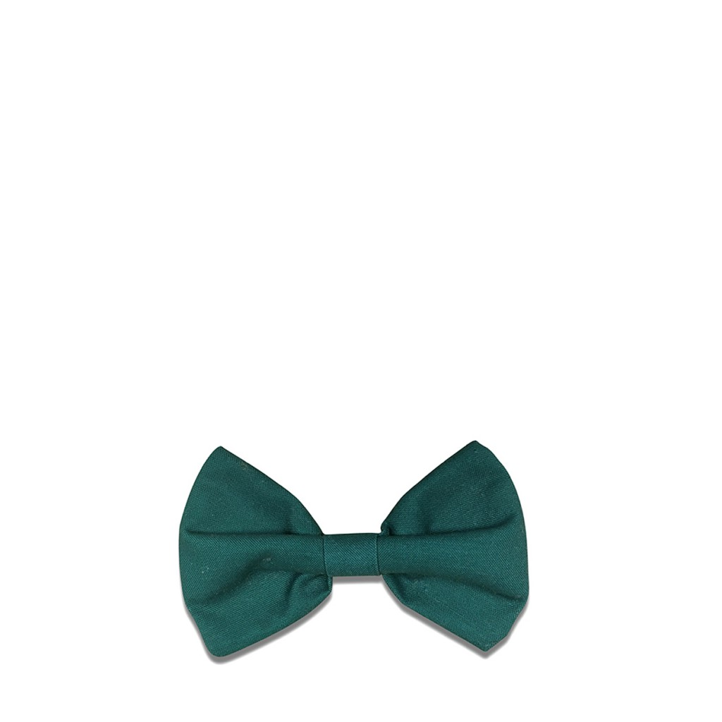 Suussies - Bow tie in jade green