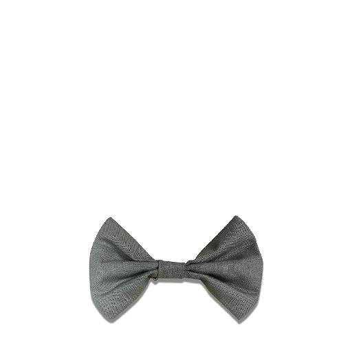 Kids shoe online Suussies bow Bow tie in grey
