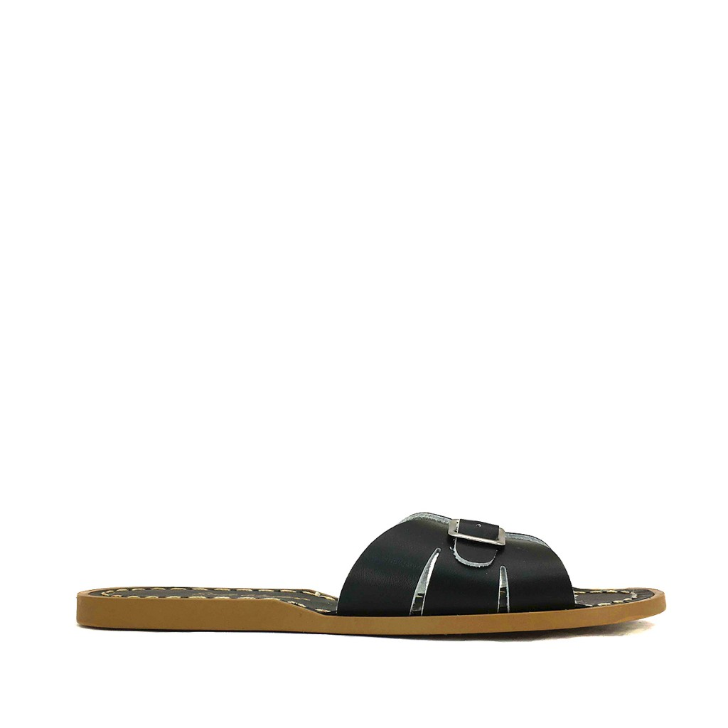 Salt water sandal sandalen Salt-Water Classic Slides in zwart