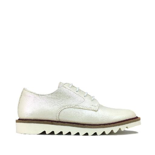Kids shoe online HIP lace-up shoe Lace-up shoe in white