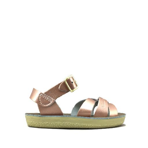Kinderschoen online Salt water sandal sandaal Salt-Water Swimmer in rose goud