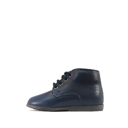 Two Con Me by Pepe first walker Simple first walker in darkblue