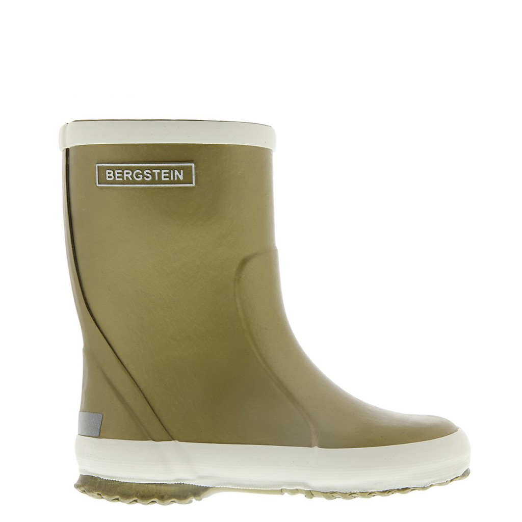 Bergstein - Glam Gold wellington boot limited edition