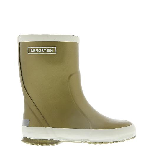 Kids shoe online Bergstein wellington boot Glam Gold wellington boot limited edition