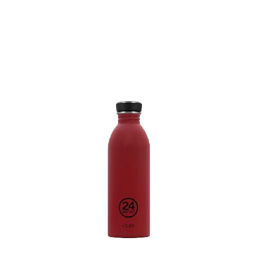 Kinderschoen online 24bottles drinkflessen Drinkfles staal Country Red