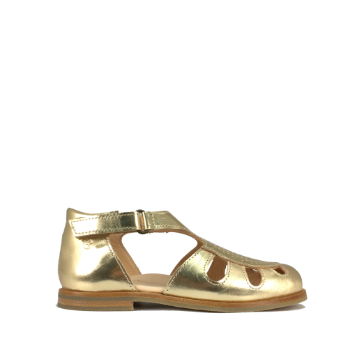 Kids shoe online Nathalie Verlinden sandals Sandal in gold