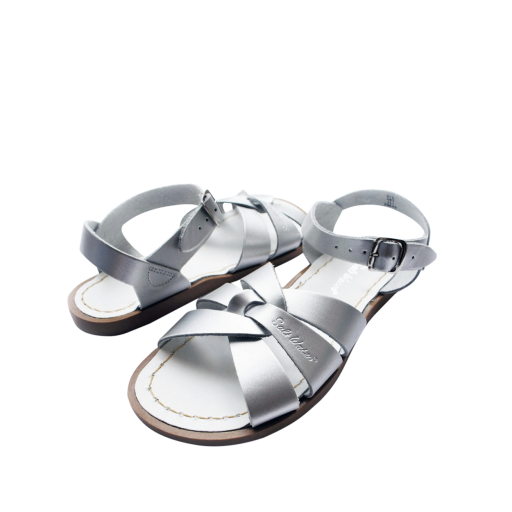 Salt water sandal sandaal Salt-Water Original Premium in zilver