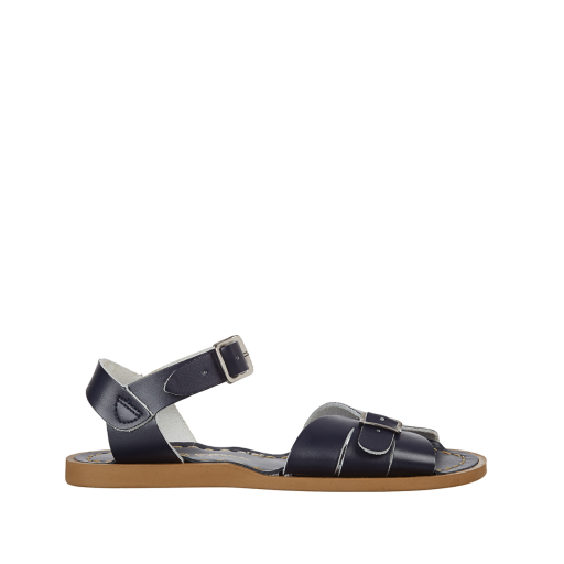 Kinderschoen online Salt water sandal sandaal Salt-Water classic in blauw