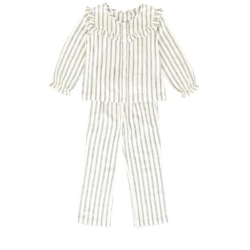 a66036d888 Kids shoe online Dorélit nightdresses Striped pyjamas Leda