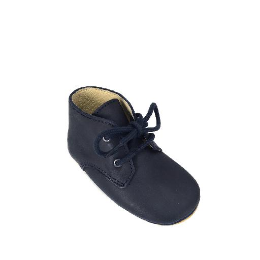 Pinocchio pre step shoe Prewalker dark blue