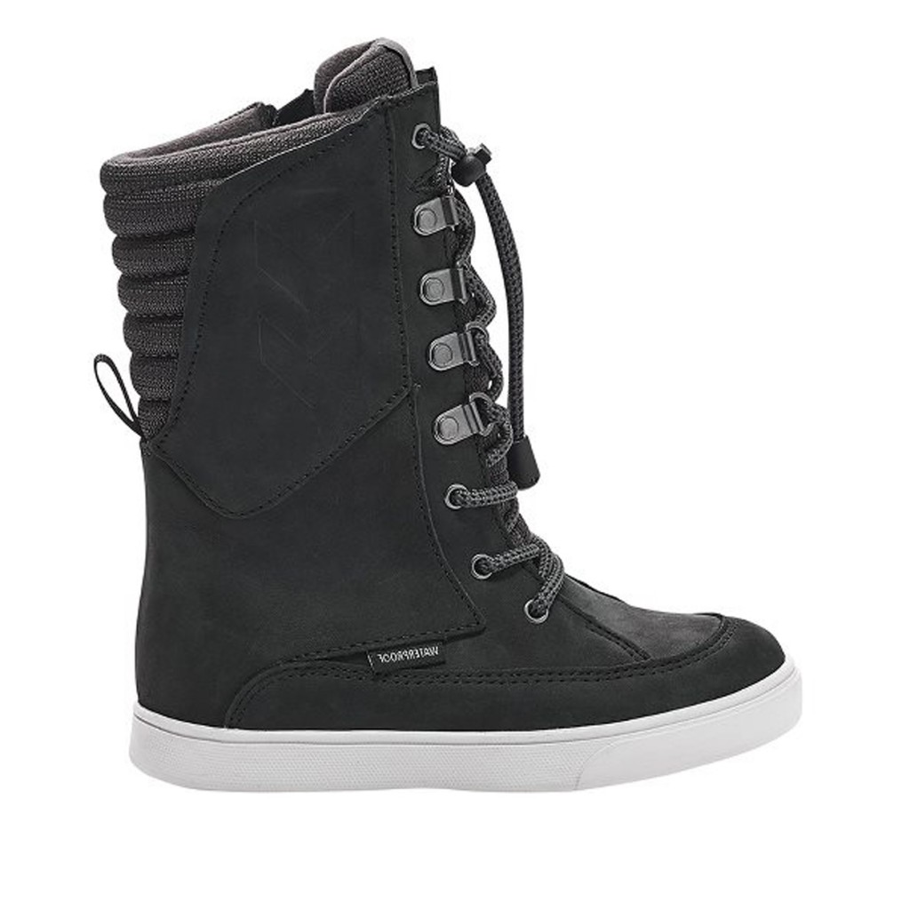Hummel - Waterproof black snow boot
