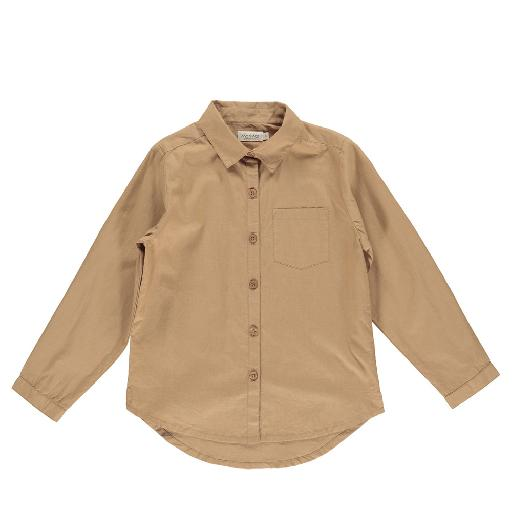 Kids shoe online MarMar Copenhagen Shirts Stylish brown shirt