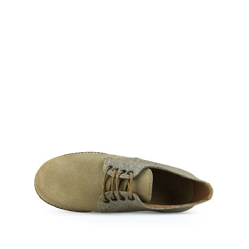 Eli lace-up shoes Derby in beige tones
