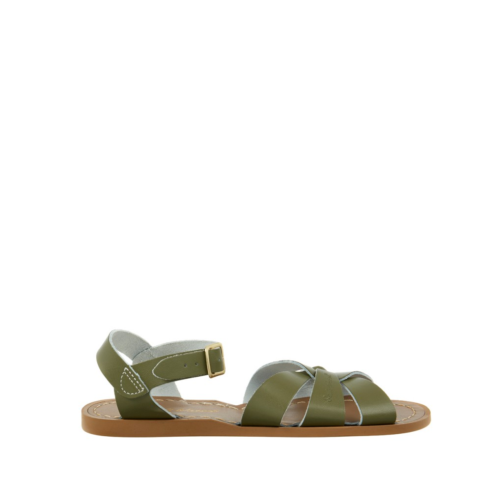 Salt water sandal - Salt-Water Original in olijfgroen