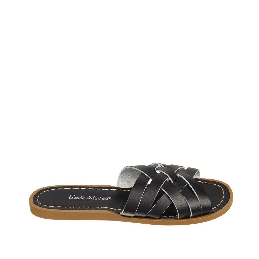 438839a8b2e5 Salt water sandal - Salt-Water Retro Slide in black