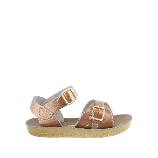 Kinderschoen online Salt water sandal sandaal Salt-Water Sweetheart rose gold