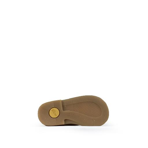 Ocra first walker Golden summer shoe