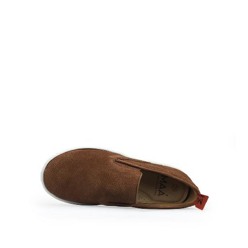 MAA loafer Brown sporty loafer