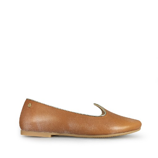 Kids shoe online Manuela de juan mary jane Mary jane in brown