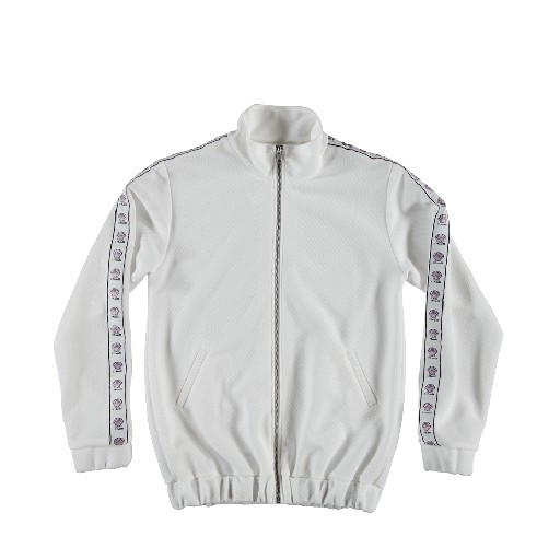 Kids shoe online Caroline Bosmans jackets White trendy jacket