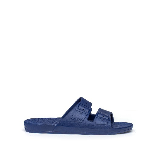 Kids shoe online Freedom Moses sandal Freedom Moses sandal Navy