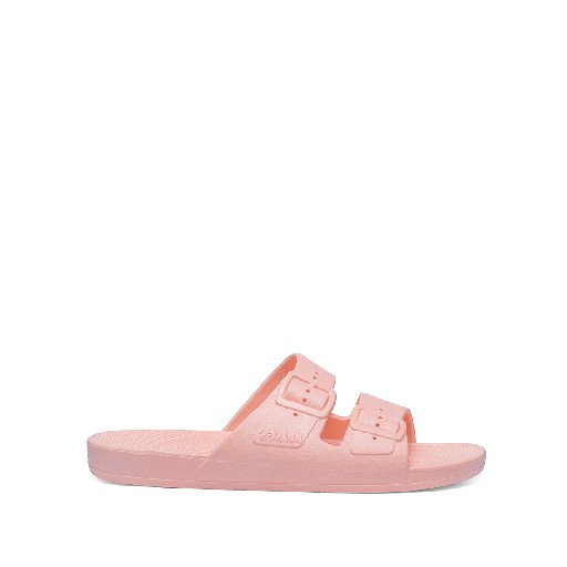 Kinderschoen online Freedom Moses sandaal Freedom Moses sandaal Baby Pink
