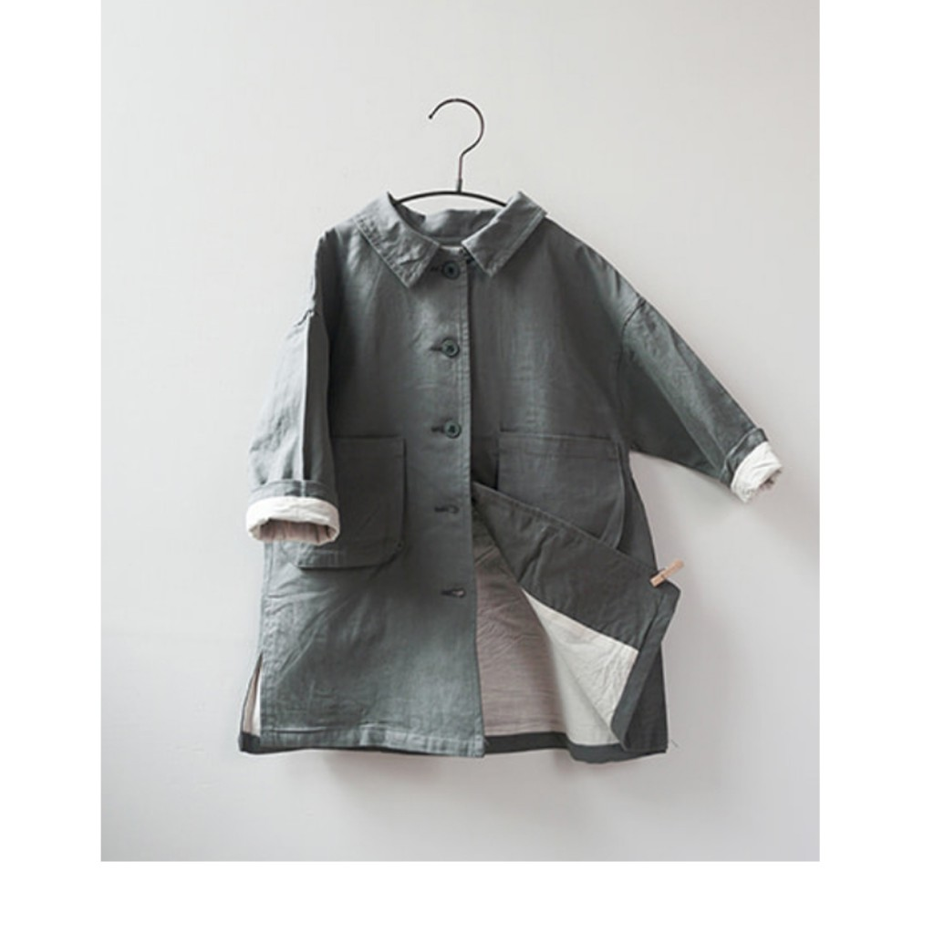 Anna Pops - Grey dressed jacket