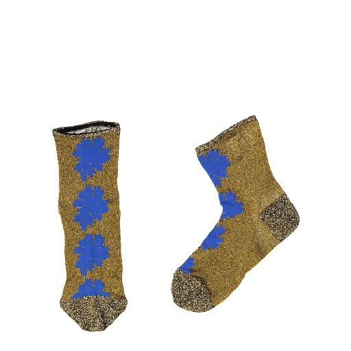 Kids shoe online Polder short socks Socks Angkor Gold