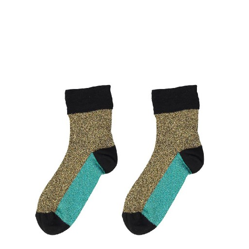 Kids shoe online Polder short socks Socks Arcando Gold