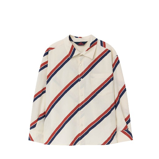 Kids shoe online The Animals Observatory blouses Striped blouse