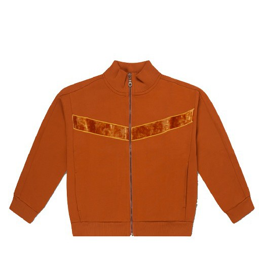 Repose AMS tops Spice gold track jacket