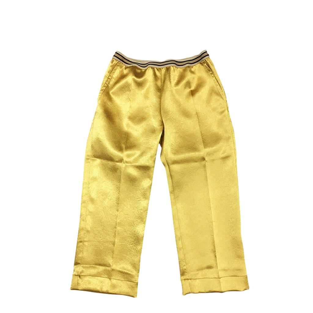 Maan trousers Beautiful trousers in gold
