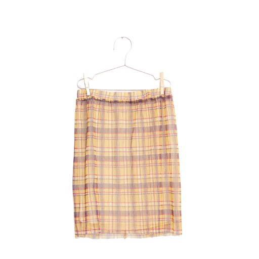 Kids shoe online Fish & Kids skirts Checkered skirt in mesh