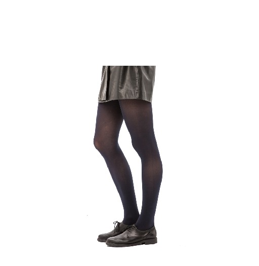 Kids shoe online By-Bar  tights Stocking 60den dark navy