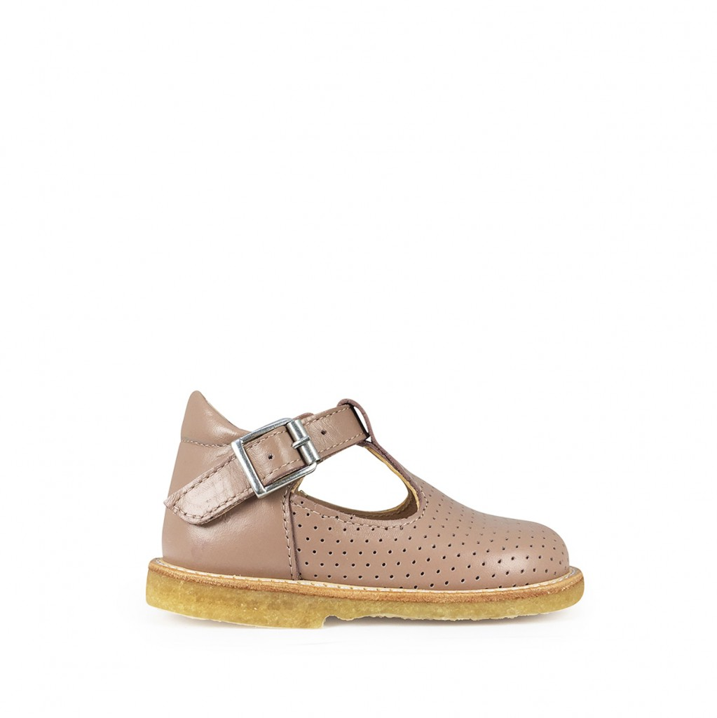 Angulus - Small pink summer shoe