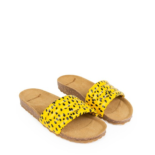 Kids shoe online Bobo Choses sandal Leopard slippers