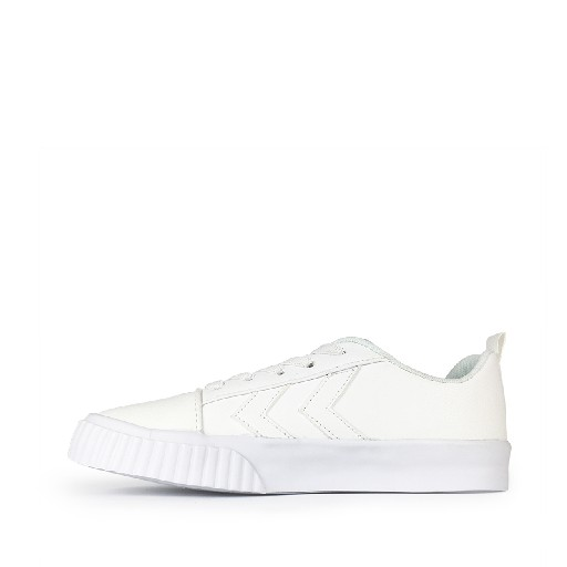 Hummel trainer White lace sneaker