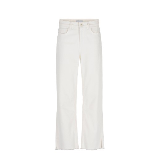 Kids shoe online By-Bar  trousers Mojo jeans off white women