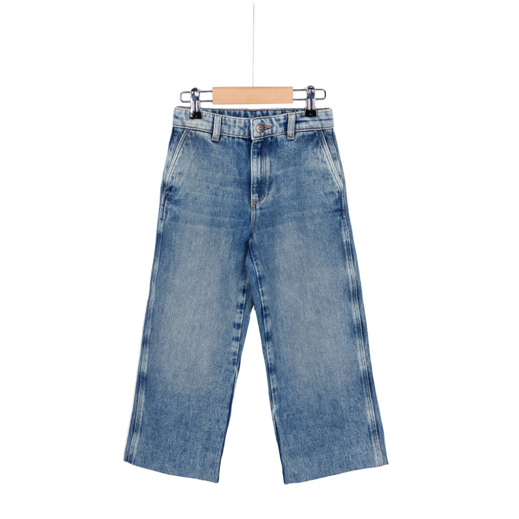 By-Bar  - Denim pants Hazel