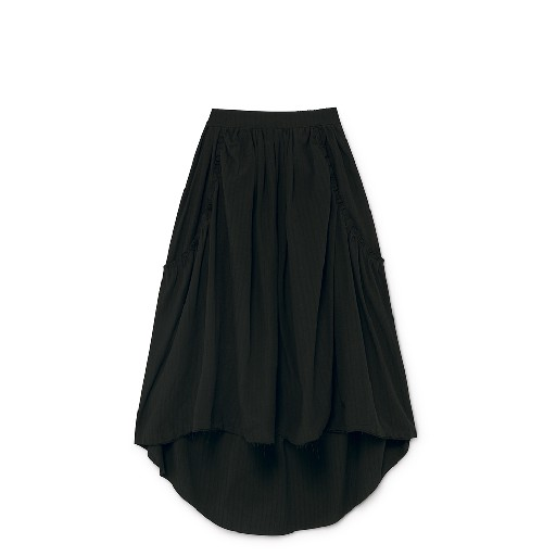 Kids shoe online Little Creative Factory skirts Black long skirt