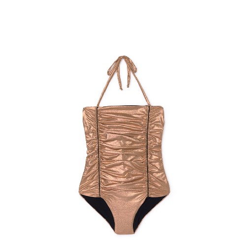 Kids shoe online Little Creative Factory bathing suit Vintage swimsuit copper
