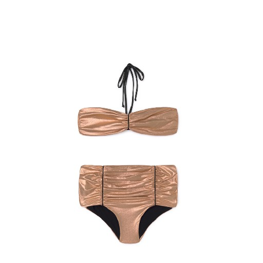 Kids shoe online Little Creative Factory Bikini Vintage bikini copper