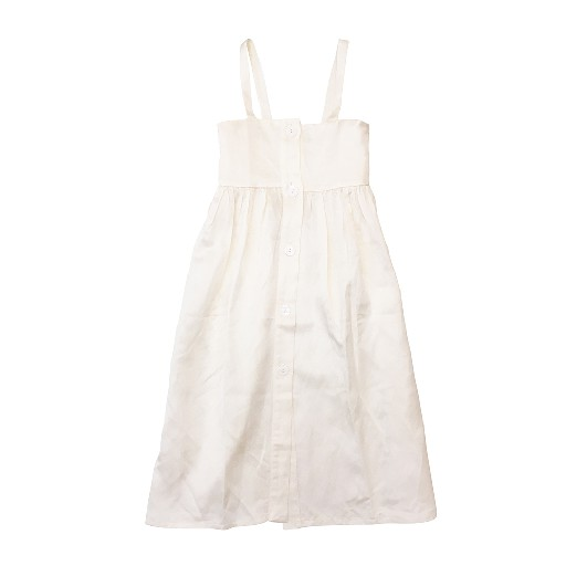 Kids shoe online Anna Pops dresses White sleeveless dress